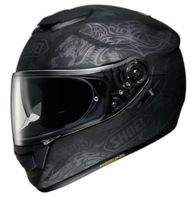 Shoei Helm GT-Air Fable TC-5, schwarz-grau matt