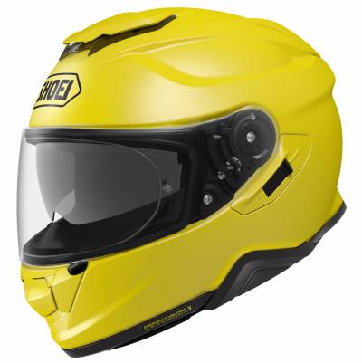 Shoei Helm GT-Air II, gelb