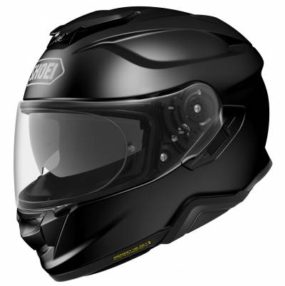 Shoei Helm GT-Air II, schwarz
