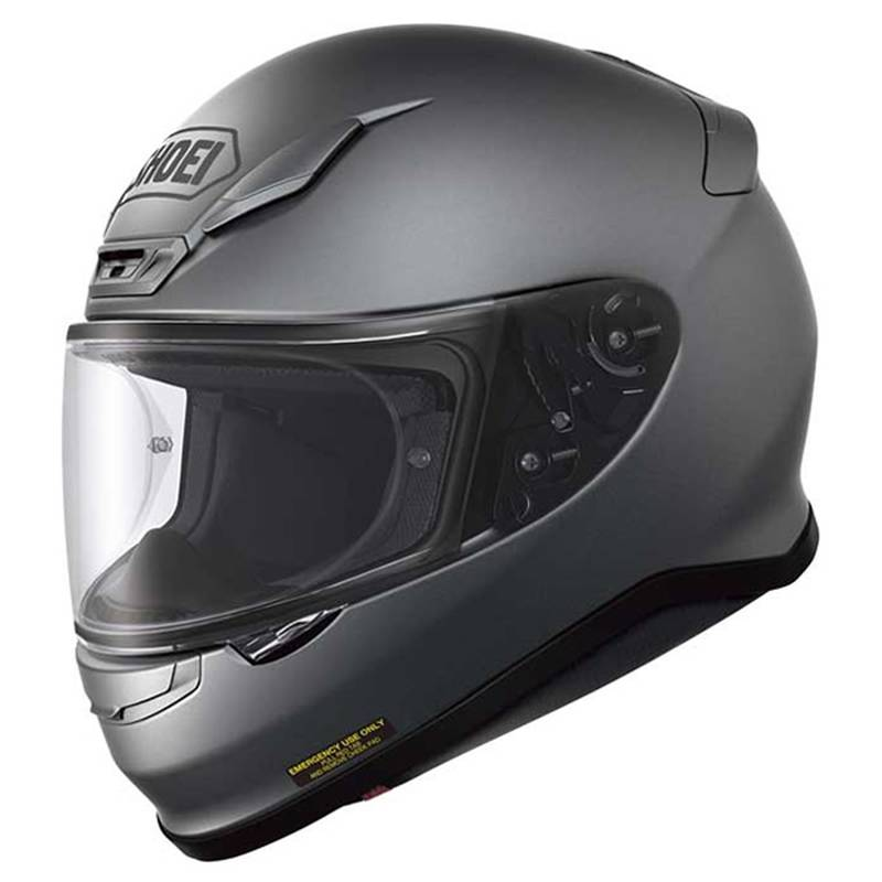 Shoei Helm NXR, matt-deep-grey