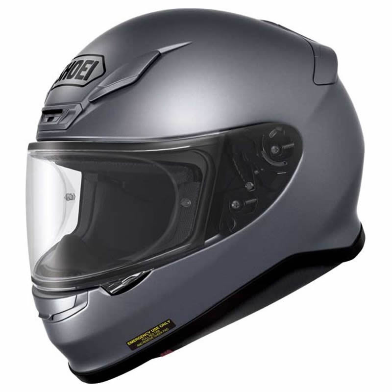 Shoei Helm NXR, pearl grey