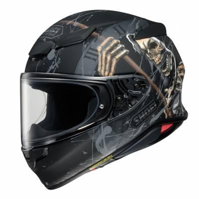 Shoei Helm NXR2 Faust TC-5, schwarz matt