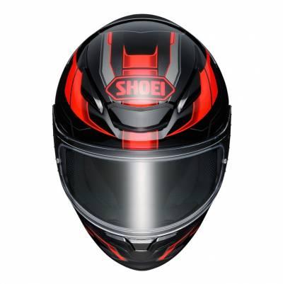 Shoei Helm NXR2 Prologue TC-1, schwarz rot