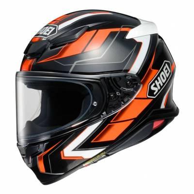 Shoei Helm NXR2 Prologue TC-5, schwarz-orange