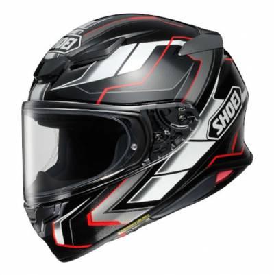 Shoei Helm NXR2 Prologue TC-5, schwarz-weiß
