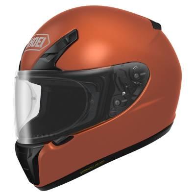 Shoei Helm RYD, tangerine orange