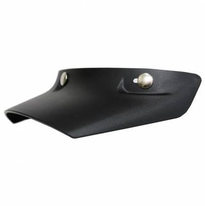 Shoei Helmschirm für EX-Zero, schwarz