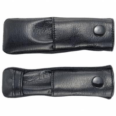 Shoei Kinnriemenabdeckung für Glamster, schwarz