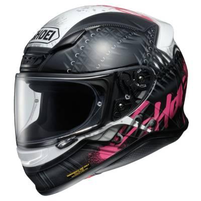 Shoei NXR Seduction TC-7, schwarz-anthrazit-pink