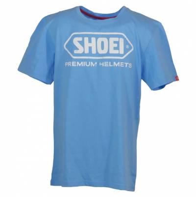 Shoei T-Shirt, blau