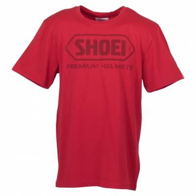 Shoei T-Shirt, rot
