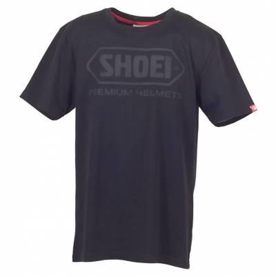 Shoei T-Shirt, Schwarz