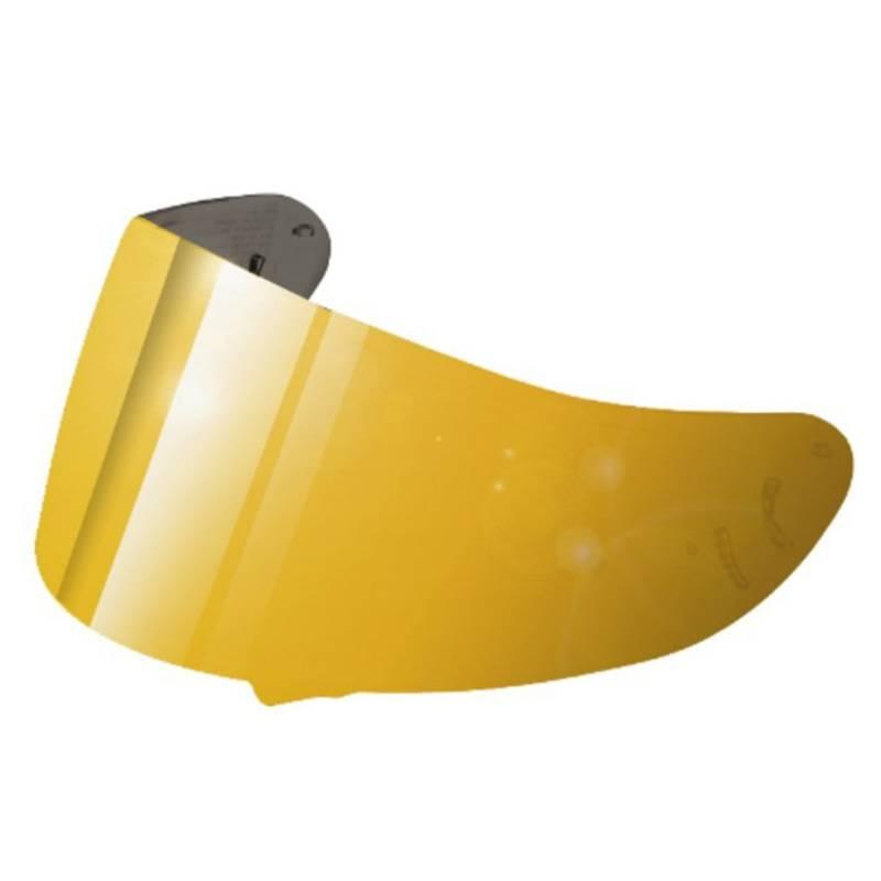 Shoei Visier CWR-1, Gold verspiegelt