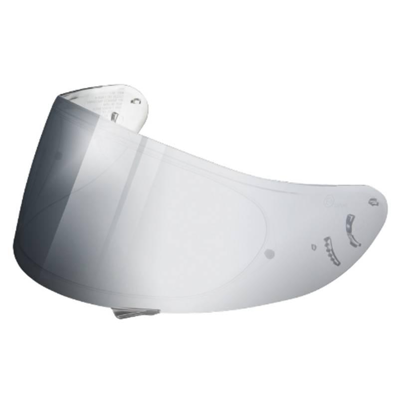 Shoei Visier CX1,  silber verspiegelt