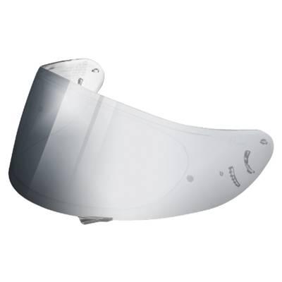 Shoei Visier CX1-V,  silber verspiegelt