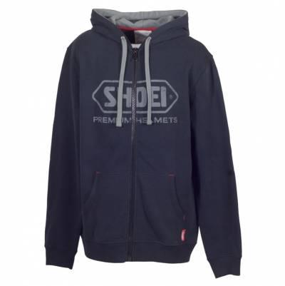 Shoei Zip-Hoody, schwarz