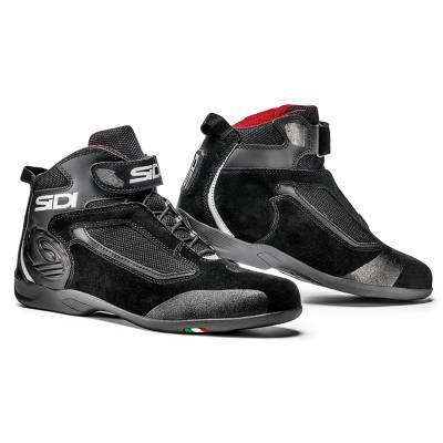 Sidi Schuhe Gas, schwarz