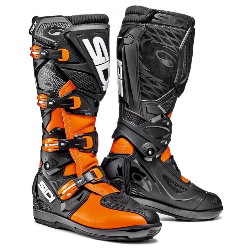 Sidi Stiefel X-Treme, orange-black