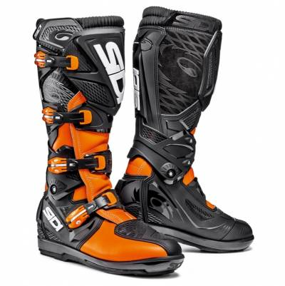 Sidi Stiefel X-Treme, orange-black