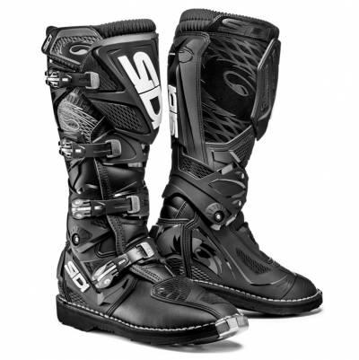Sidi Stiefel X-Treme, schwarz-schwarz