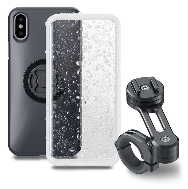 SP Connect Moto Bundle - Handy Halterung inkl. Cover und Displayschutz, Huawei Mate 20 Pro