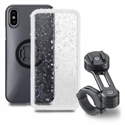 SP Connect Moto Bundle - Handy Halterung inkl. Cover und Displayschutz, iPhone XR