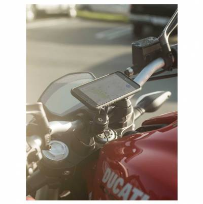 SP Connect Moto Bundle - Handy Halterung inkl. Cover und Displayschutz, Samsung S10+