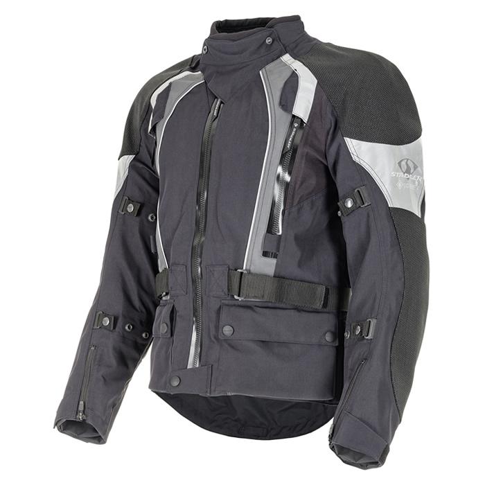 buy popular acb08 f3cd9 Damen Jacke SuperVent 3 Pro, schwarz-grau