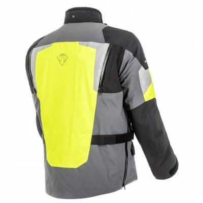 Stadler Jacke Sport EVO, grau-neongelb-schwarz
