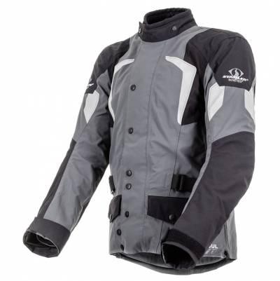Stadler Jacke Sport EVO, grau-schwarz-silber