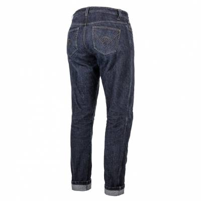 Stadler Jeans Five Pocket, blau