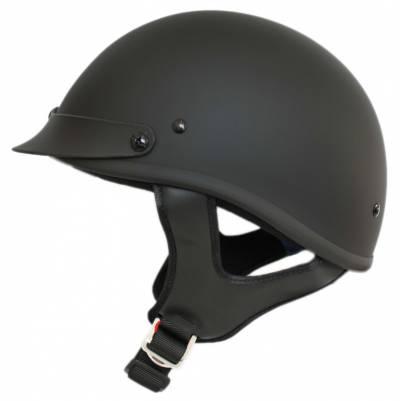 Sting Helm ST 100 DOT, schwarz matt