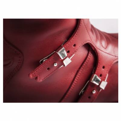 Stylmartin Stiefel Continental, rot
