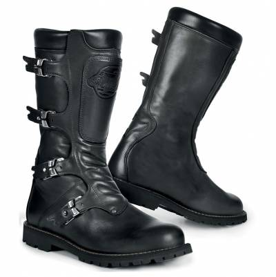 Stylmartin Stiefel Continental, schwarz