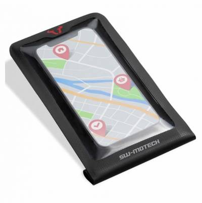 SW-MOTECH Drybag MOLLE Smartphone, schwarz