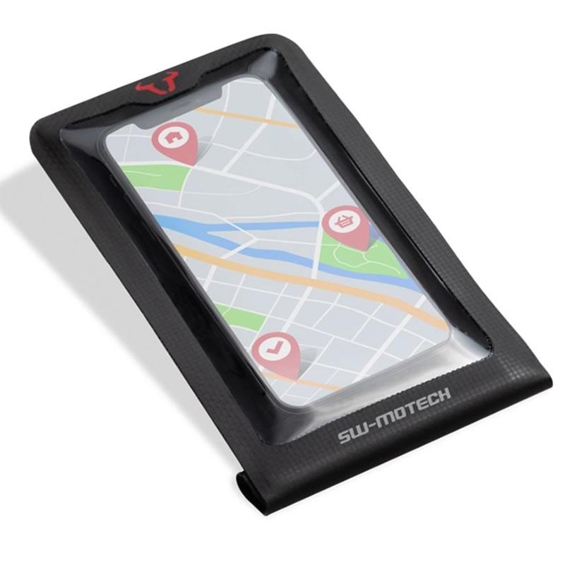 SW-MOTECH Drybag MOLLE Tablet, schwarz