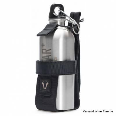 SW-MOTECH Flaschenhalter LA6, schwarz