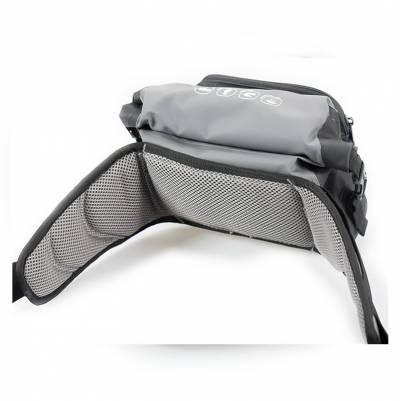 SW-MOTECH Gürteltasche Drybag 20, grau-schwarz