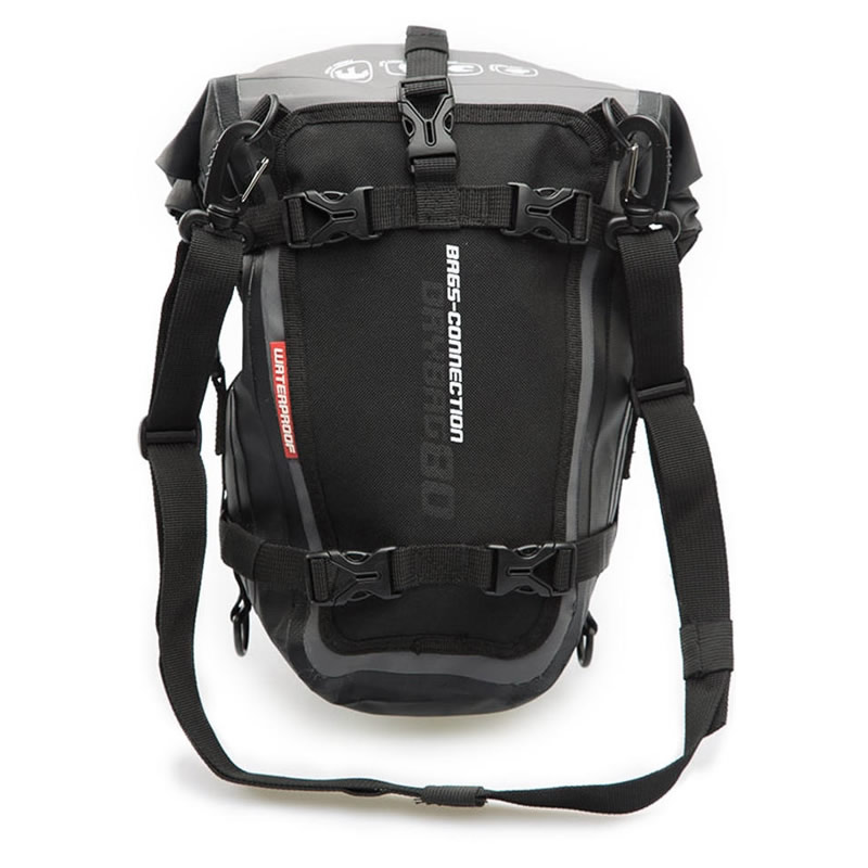 SW-MOTECH Hecktasche Drybag 80, 8 Liter