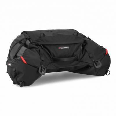 SW-MOTECH Hecktasche PRO Cargobag, schwarz-rot