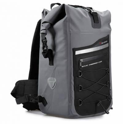 SW-MOTECH Rucksack Drybag 300 grau-schwarz