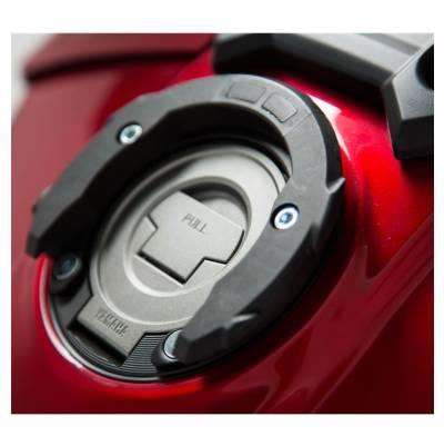 SW-MOTECH Tankring EVO Yamaha Tracer 900 GT / MT-09 Tracer / Tracer 900 schwarz, 5 Schrauben