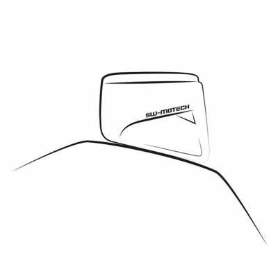 SW-MOTECH Tankrucksack EVO Enduro Lite Riemen, schwarz-grau