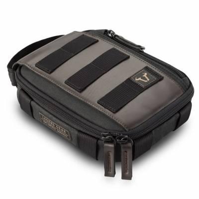 SW-MOTECH Zusatztasche LA2 Legend Gear, braun-schwarz