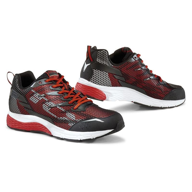 TCX Schuhe Paddock, rot-schwarz