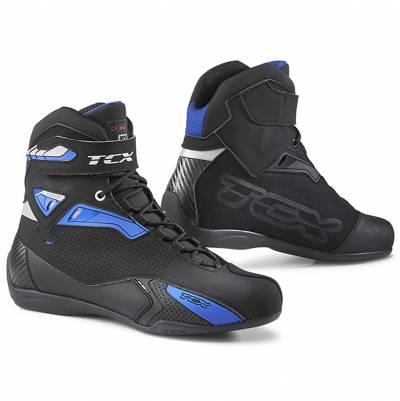 TCX Schuhe Rush, schwarz-blau
