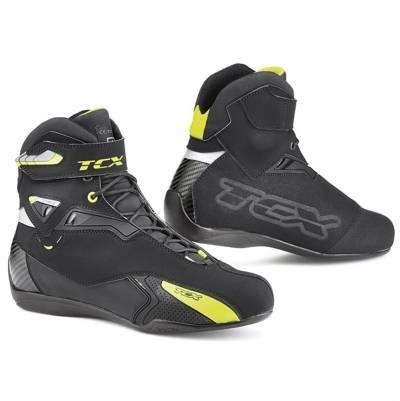 TCX Schuhe Rush WP, schwarz-fluogelb