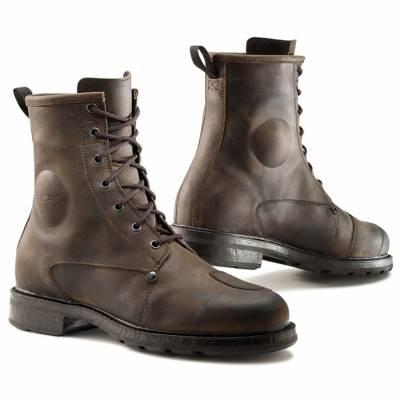 TCX Schuhe X-Blend WP, vintage braun