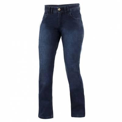 Trilobite Damen Jeans Cullebro, Länge 32, blau