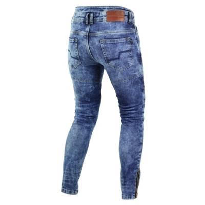 Trilobite Damen Jeans Micas Urban, Länge 32, blau